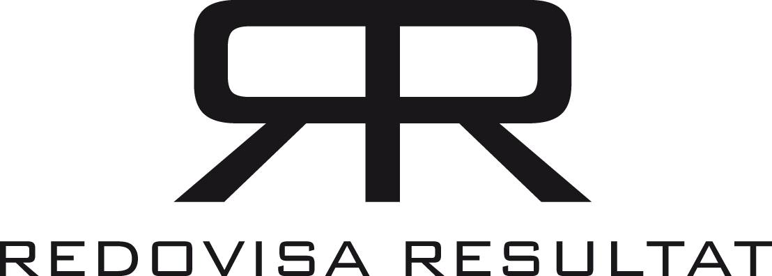 Redovisa Resultat logotyp